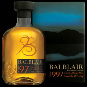 BalBlair 1997 Single Malt Whisky