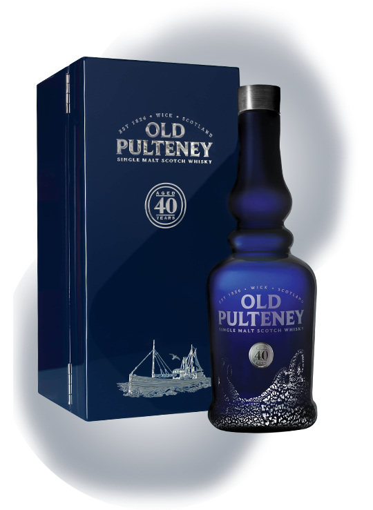 Old Pulteney 40YO Single Malt Whisky