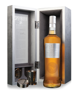 Speyburn 25YO Single Malt Whisky